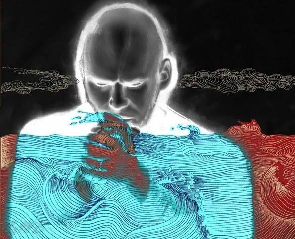 My drawing of Blaze Bayley My drawings & paintings as appeared in Thomas Zwijsen's Perfect Storm, listen here: https://www.youtube.com/watch?v=NFgHwl90u5E #ironmaiden #rock #blazebayley