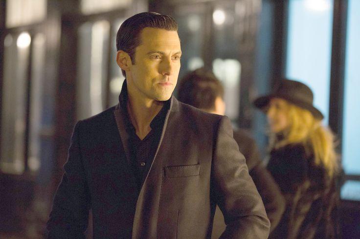 Milo Ventimiglia talks 'Gotham' arc and 'Heroes Reborn' -  #thalo
