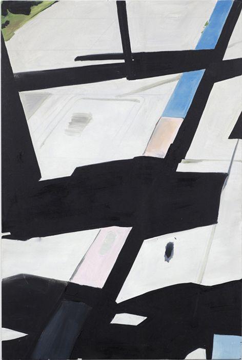 Koen van den Broek Pico #2, 2011 Oil on canvas 210 x 140 cm