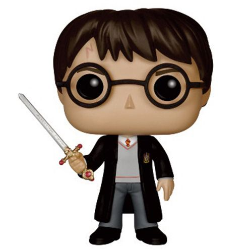 Figurine Harry Potter et l'épée de Gryffondor (Harry Potter) - Funko Pop http://figurinepop.com/harry-potter-epee-de-gryffondor-harry-Potter-funko