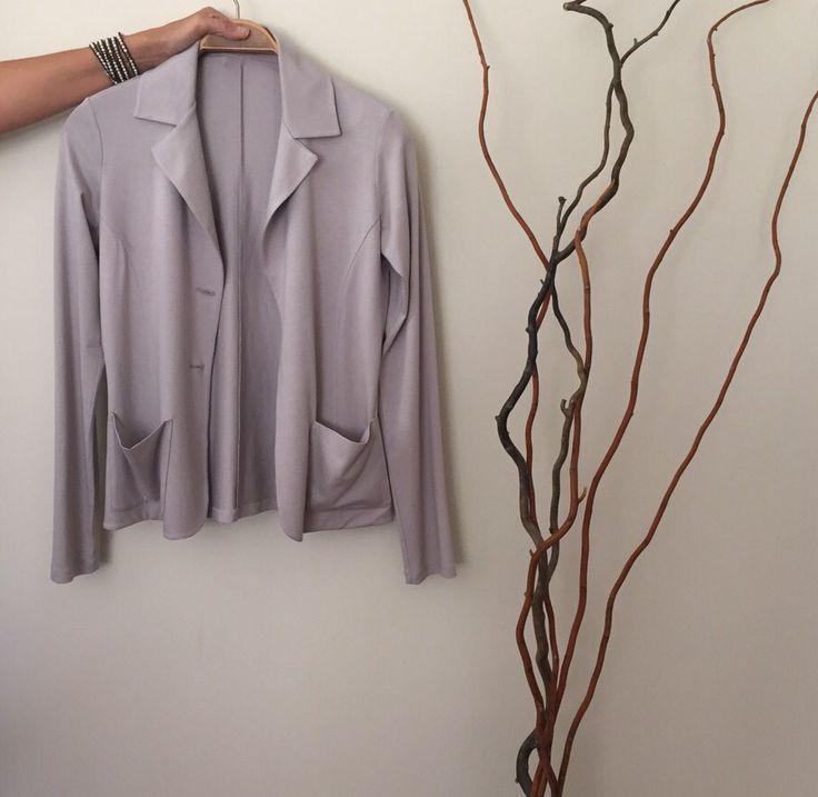 Soft jacket #socomfy #basicandmore