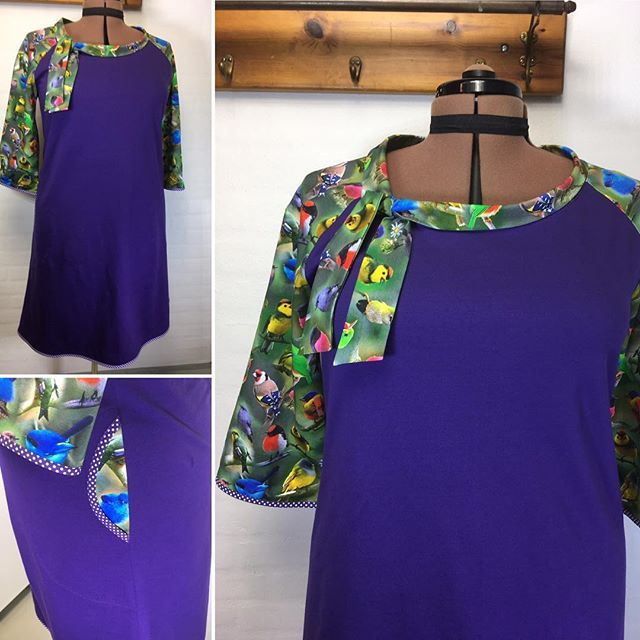 Trendy Fashion Style Women's Clothing Online Shopping - SHOP NOW !         #dresses #kjoler #jerseykjole #jerseydress #sykursus #syskole #findmeonfacebook #findmigpåfacebook #birds #purple #lilla #efterår #fallfashion #efterårsmode #syerpåbestilling #syerske #sypigerne #systue #sysysy #sewing #dressmaker #dress syes i str. 36-58  pris 799…