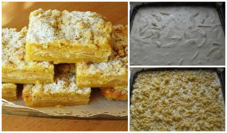 Für mich persönlich eines der besten Apfelkuchenrezepte, da dieser Kuchen fruchtig, cremig und saftig ist und dazu recht einfach in der Zubereitung ist!