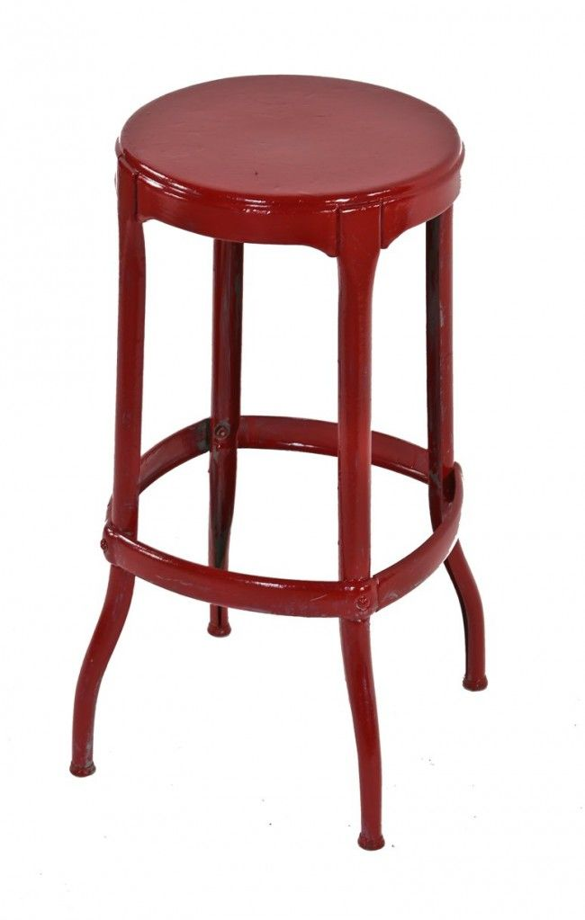 1000 Images About Vintage Industrial Stools On Pinterest