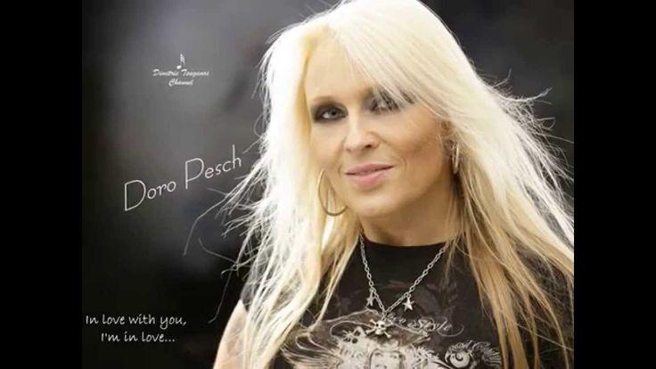 √♥ I'm in Love with You √ Doro Pesch √ Lyrics