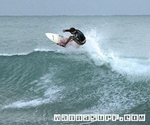 Queensland bucket list   29. Surf Queensland's most northern break at Agnes Water.