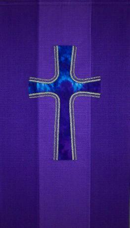 kerkelijke stola | Paars , ingetogenheid, voorbereiding, dus in de perioden die aan Kerst ...