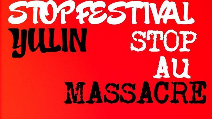 Petition · Président de la Chine : Mr. Xi Jinping: STOP FESTIVAL YULIN · Change.org