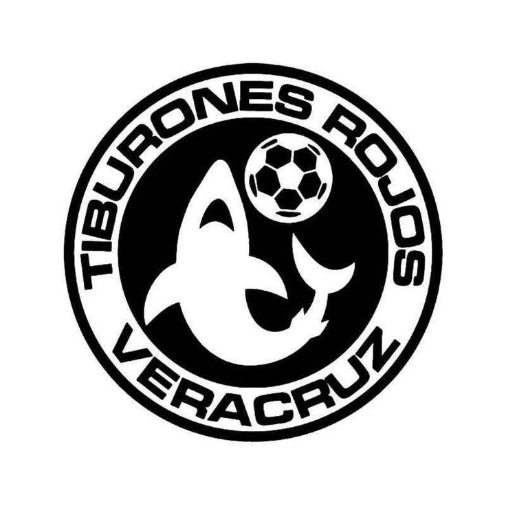 Tiburones Rojos Veracruz Soccer Futbol Vinyl Decal Sticker  BallzBeatz . com