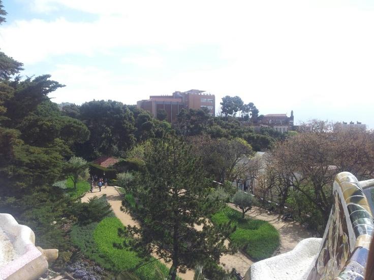 #barcelona #park #cuell