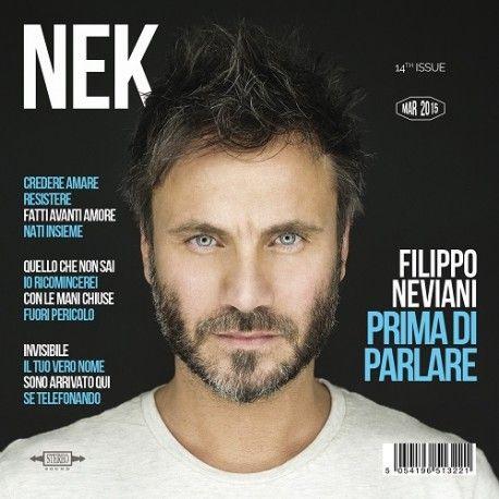 Nek - Prima Di Parlare - cd autografato - Music First