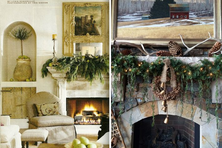 decorating your mantle | alice lane home collection