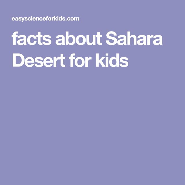 The 25+ best Desert facts ideas on Pinterest | Facts about ...
