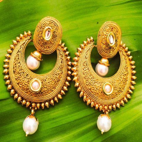 Mastani Jhumka  Earrings