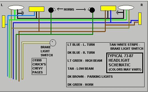 2012 Chevy Malibu Ignition Switch Wiring Diagram : Chevy malibu headlight wiring diagram get free
