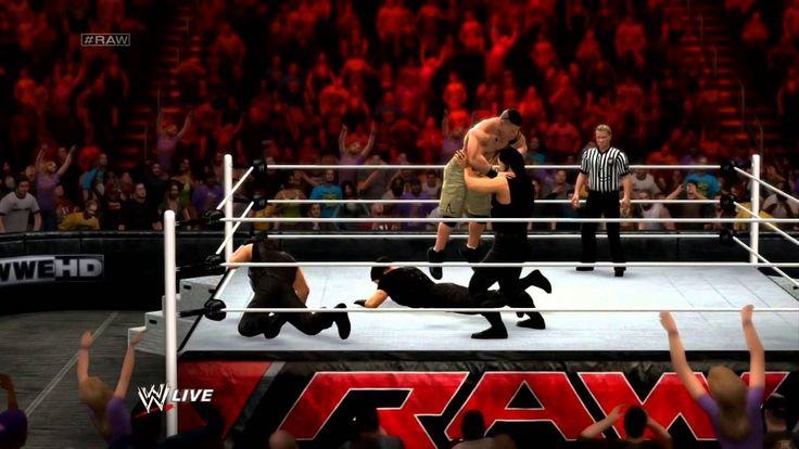 WWE 2K14 GAME Download Full Zipped Setup For PC Windows