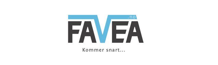 Favea.no's LOGO. Thats our main page.