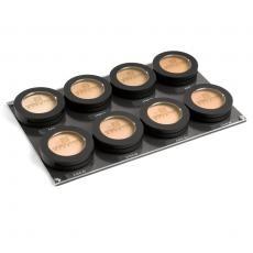 palette cream foundation | tavolozza fondotinta in crema