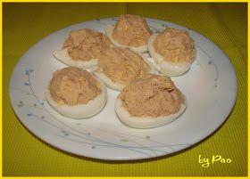 Dukan Argentina: Huevos Rellenos
