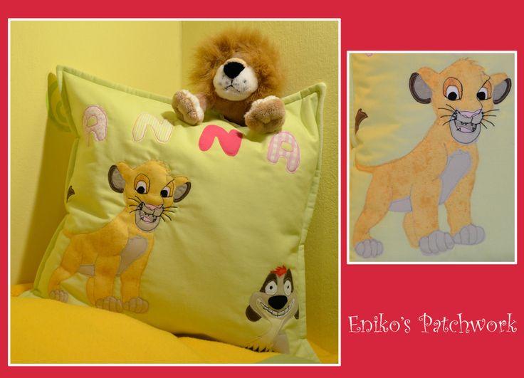 Lion King-pillow