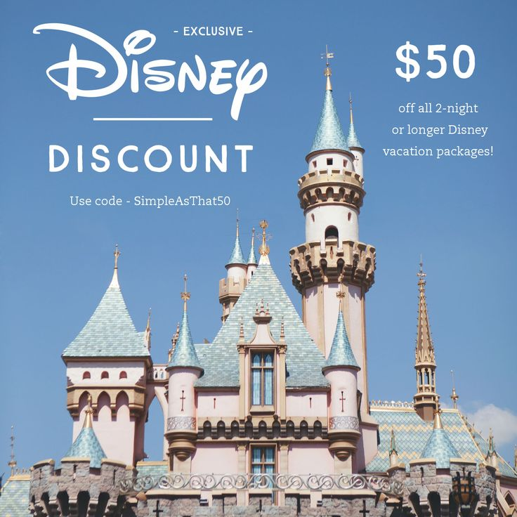 Disneyland Vacation Packages On A Budget Lifehacked1st Com