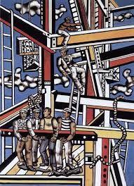 """Résultat de recherche d'images pour """"Fernand Léger (1881-1955) Composition de la Tour Eiffel"""""""