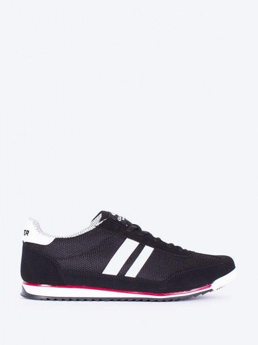 Adidasi pentru barbati Glacier- negru