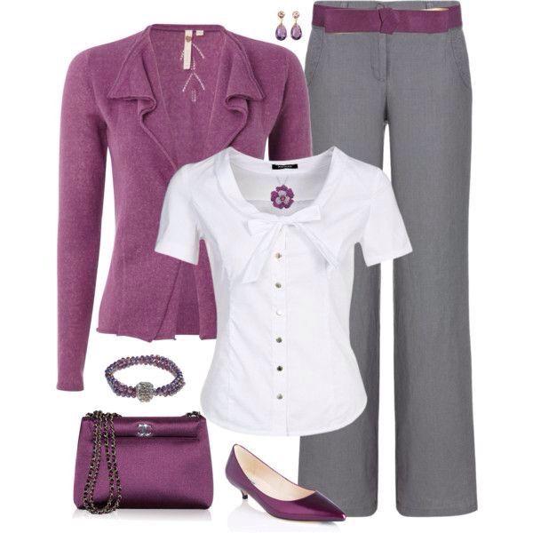 ❤̋◡❤̋                                                                  Office Outfit