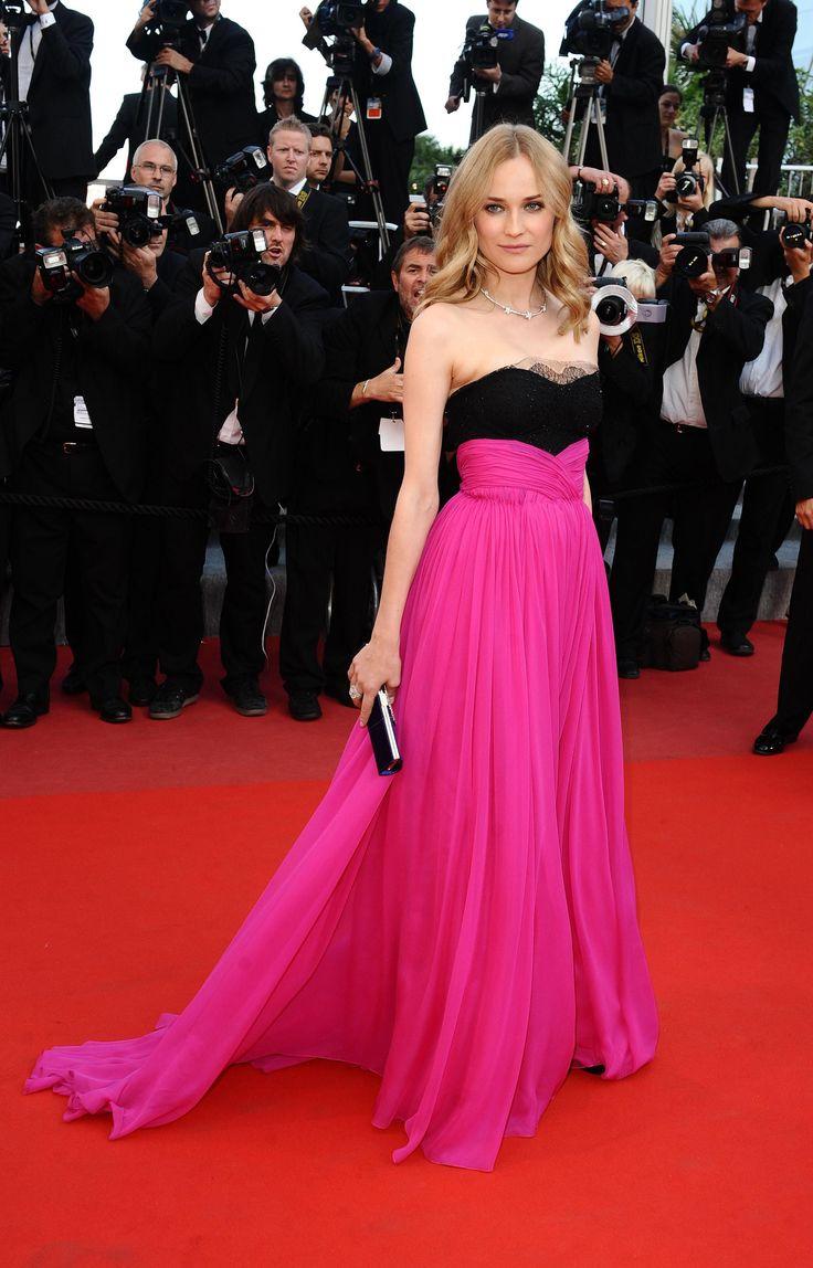 Emmy fashion 2014 best red carpet dresses blogher - Diane Kruger In Jason Wu Cannes Film Festival 2010 Red Carpet Gowns