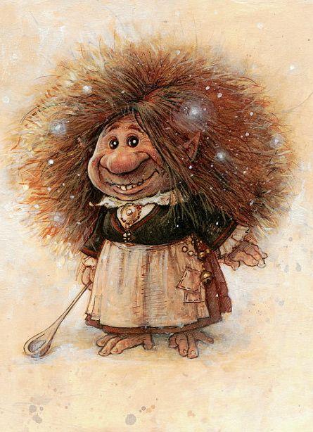 Cooky - J B Monge (Beba - la mia elfa magica preferita <3)