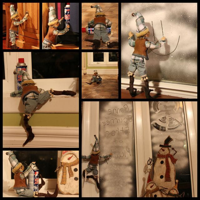#22 Wooloo | Chasse aux lutins de Noel...la suite #elfontheshelf