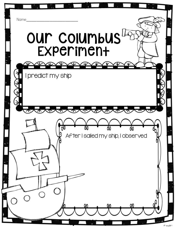 I would use this activity with my 3rd grade students. As a class, we would discuss how Christopher Columbus contributed to the expansion of new communities and read a book about the mayflower compact. They would then go to their desks to individually create their own mayflower compact and describe what they saw along their journey.