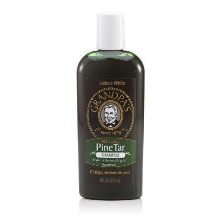 Grandpa's Soap Company Wonder Pine Tar Shampoo, 8 Oz, Multicolor