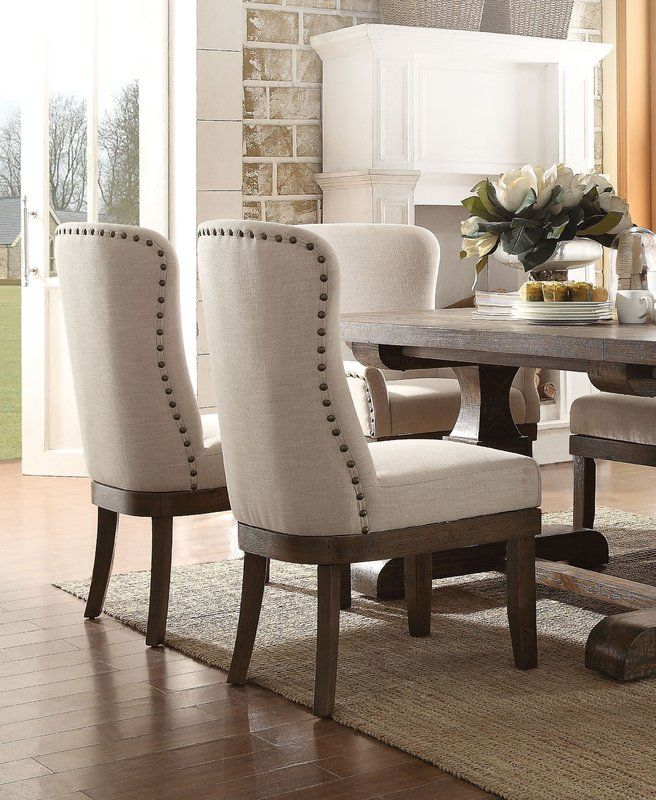 Onsted Upholstered Dining Chair | Luxury dining room ...