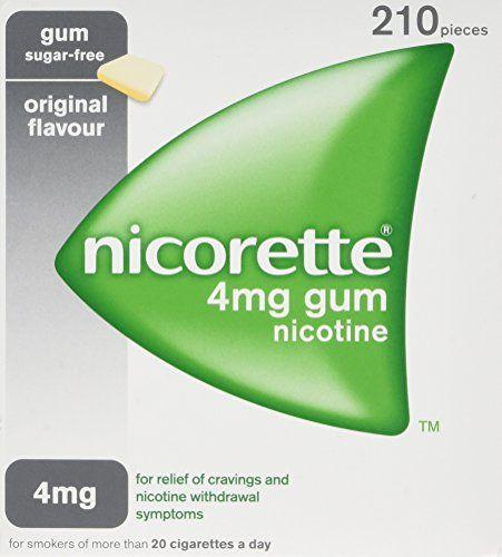 4mg nicotine gum original