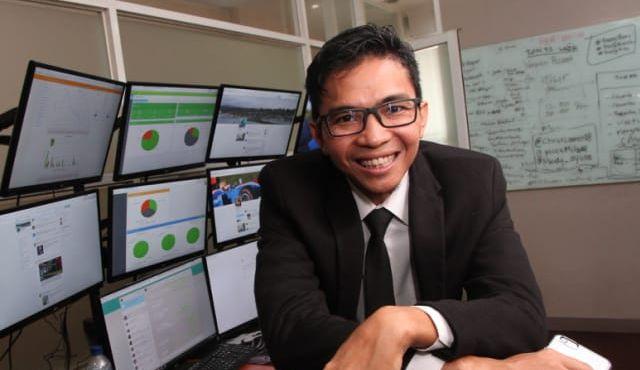 RiauJOS.com, Inspirasi  -Berkenalan dengan komputer sejak balita, Adryan Fitra kini terkenal sebagai salah satu pakar pemasaran internet....