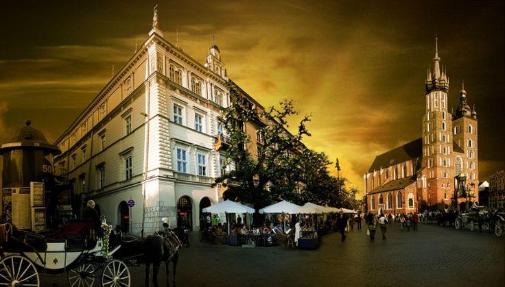 The Bonerowski Palace  http://www.historichotelsofeurope.com/en/Hotels/the-bonerowski-palace.aspx