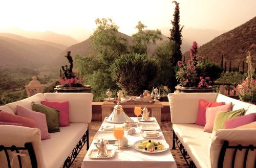 Please let me be here awhile.: Outdoor Living, Breakfast, The View, South Africa, Patio, Outdoor Spaces, Morocco, Terraces, Rooftops