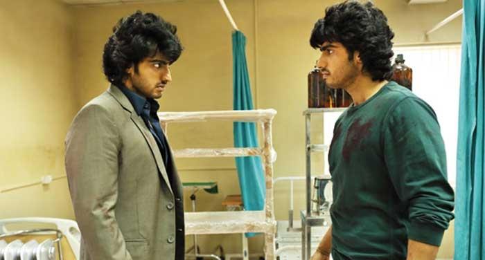 Arjun Kapoor as Ajay/Vishal (Dual Roles).