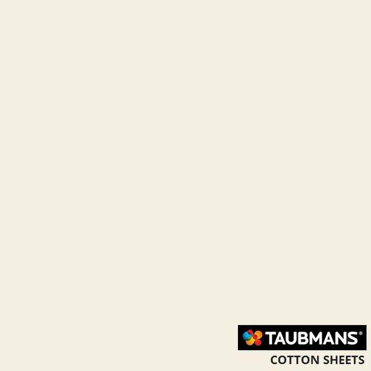#Taubmanscolour #cottonsheets