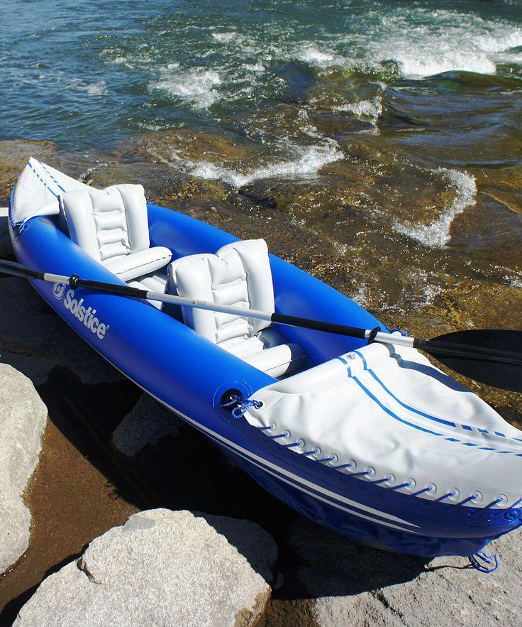 Inflatable Kayak White water kayak, Kayak accessories