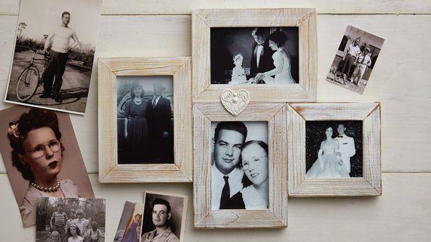 Mother's Day Gift Ideas: History Repeats Itself Collage Frame #Hallmark #HallmarkIdeas