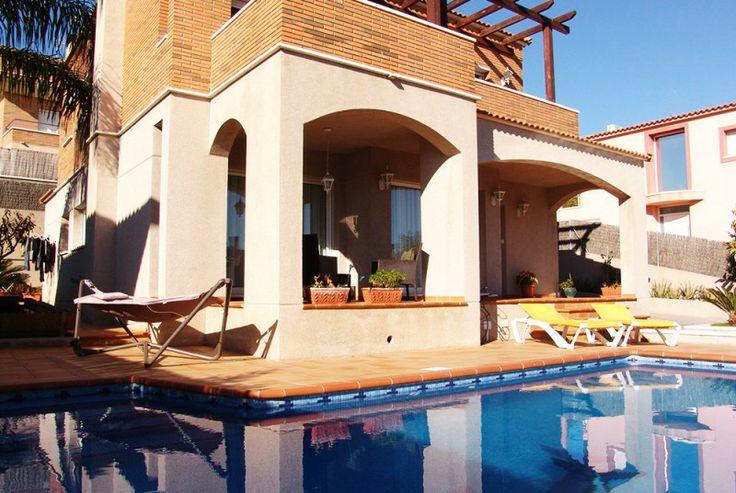 Villa Mistela, Calafell, Costa Dorada