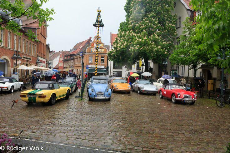 Treffen in Telgte: Münsterlandtour