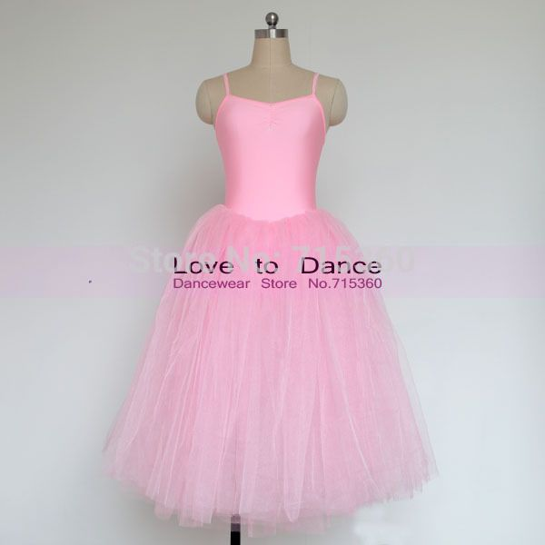 Find More Ballet Information About Pink Romantic Tutus For Girls Tulle Tutu Dress Womens Dancing