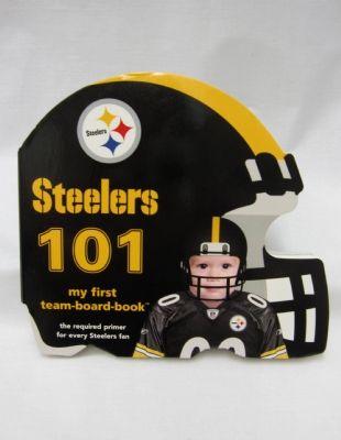 steelers merchandise pittsburgh steelers board book - Pittsburgh Steelers Merchandise