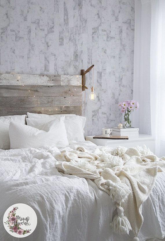 Marble Bedroom: Marble Panels Wall Mural Rock Wall Decor Stone Removable