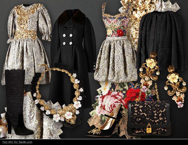 Brocade Fashion