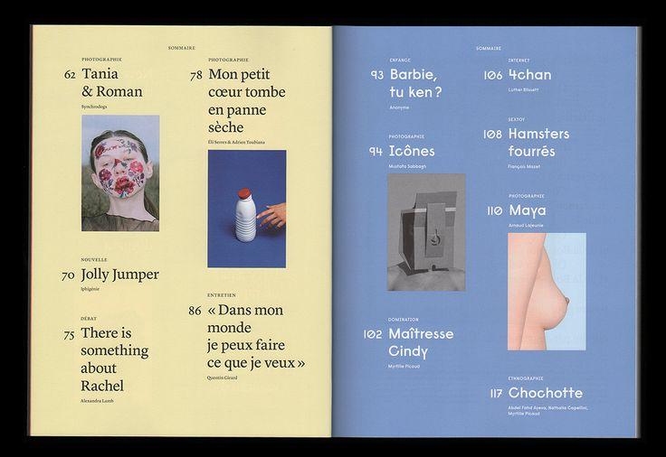 L'Imparfaite Magazine, VLF