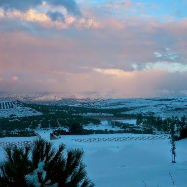 More snow...2015 @Minoancamp